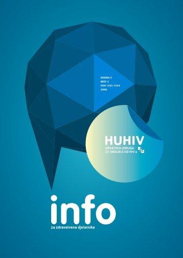 Bilten 2 – 2009 - HUHIV-a