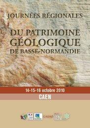 aSSociation Patrimoine géoLogique de normandie