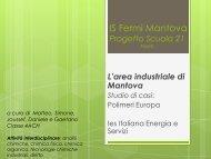 studio di casi nell'area industriale - Scuola21 - Fermi