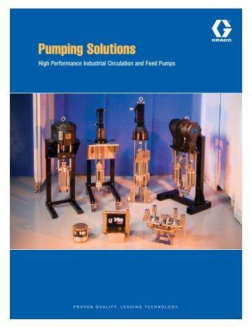 Pumping Solutions - Elliott Equipment Corporation