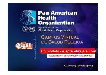 Acercando el conocimiento a la práctica - CVSP Nodo CUCS UdeG