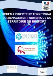 SDTAN du Territoire de Belfort - Avicca