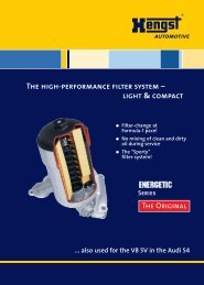 428.6 KByte, PDF - Hengst GmbH & Co. KG