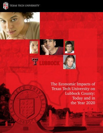 Economic Impact - Texas Tech University