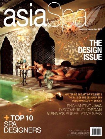 Asia Spa - November 2011 - Wuttke Group LLC