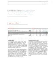 Gruppenbericht Ziele - Annual Report 2012