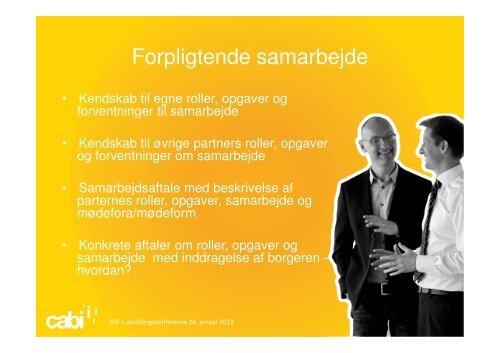 (Microsoft PowerPoint - CABI Marianne Saxtoft Akutjob i en idr ...
