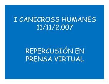 Dossier de Prensa I