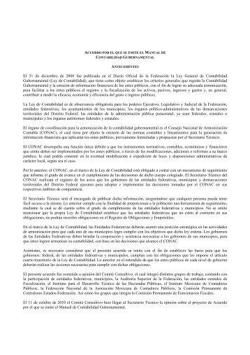 Clasificador por Objeto del Gasto Adecuaciones - Secretaría de ...