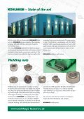 Welding nuts Inserts - KOHLHAGE Fasteners - Page 2