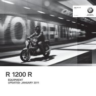 r 1200 r equipment updated - Barrie Robson Motorcycles