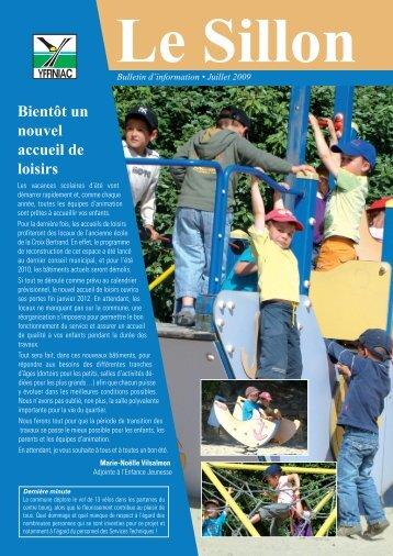 Le Sillon de Juillet 2009 - Yffiniac