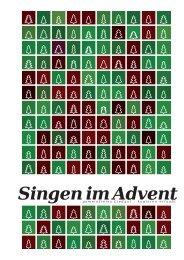 Singen im Advent - Musikpiraten