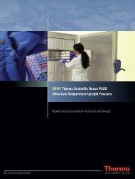 Thermo Scientific Revco Value PLUS