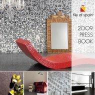 Tile of Spain - Press book 2009 - BD