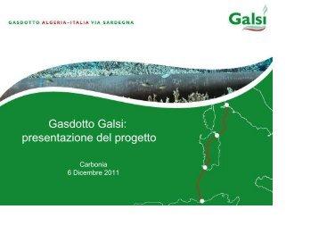 presentazione del progetto - Provincia di Carbonia Iglesias