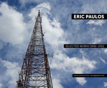 portfolio - Eric Paulos
