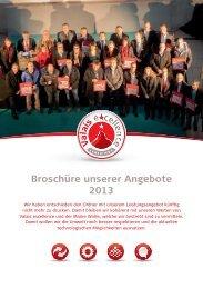 geht's zur Agenda 2013 - Valais excellence