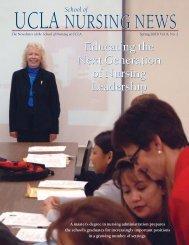 Spring 2003 - UCLA School of Nursing