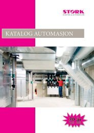 Katalog Automasjon - Stork AS