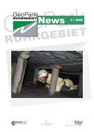 Newsletter 2/2009 - Geopark Ruhrgebiet