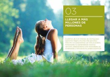 descargar pdf - Informe anual 2012 - Sanitas