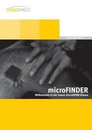 microFINDER - bei TOP-MED - Medizintechnik & Zubehör