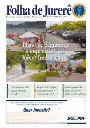 Plano de Segurança é implantado em Jurerê ... - Ajin.org.br