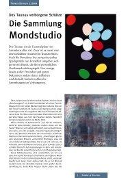 Taunusedition, Die Sammlung Mondstudio - praegnant.info