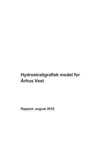 2 hydrostratigrafiske lag