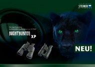 Die neue Generation professioneller Jagdferngläser von STEINER