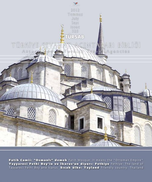 """Fatih Camii: """"Osmanlı"""" demek Fatih Mosque - Türkiye Seyahat ..."""