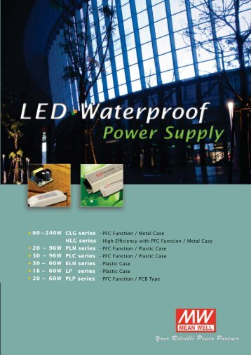 LED - Imenista Andish Ltd. Industrial Automation, Switching Power ...
