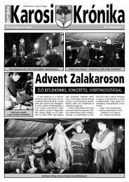 Advent Zalakaroson