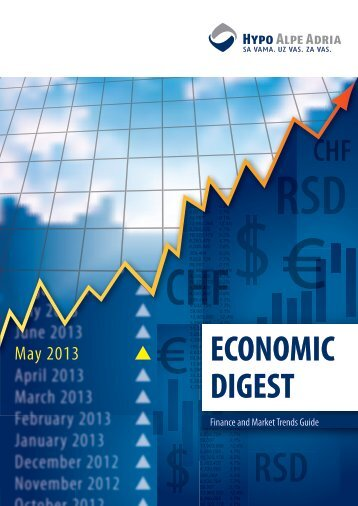 ECONOMIC DIGEST - Hypo Alpe-Adria