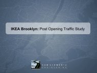 IKEA Brooklyn: Post Opening Traffic Study - Brooklyn Community ...