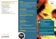Programma Montegridolfo 2013 - Ordine dei Medici di Bologna