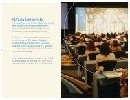 DaVita University - Illinois Health Facilities and Services Review Board