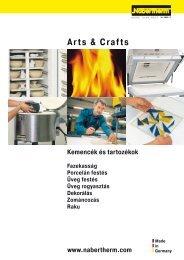 Művészet és kézműipar - Nabertherm