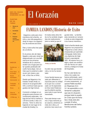 FAMILIA LAND0IS/Historia de Exito - WONDERbabies