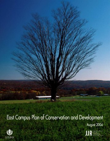 East Campus Plan of Conservation & Development - Office of ...