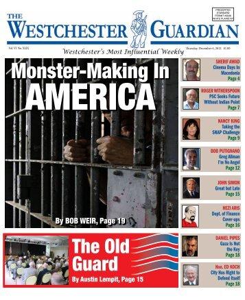 December 6, 2012 - WestchesterGuardian.com