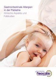 Gastrointestinale Allergien in der Pädiatrie Klinische ... - Neocate