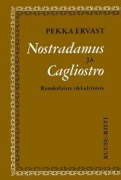 Nostradamus ja Cagliostro - Pekka Ervast