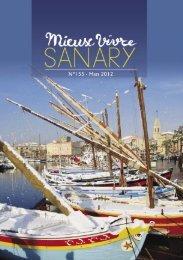 Mieux Vivre 155 - Mars 2012 (.pdf - 2,34 Mo) - Sanary-sur-Mer