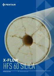 HFS 60 Silica - X-Flow