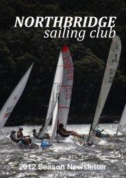 Year Newsletter - Northbridge Sailing Club