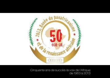 Cinquante ans de succès - United Nations Economic Commission ...