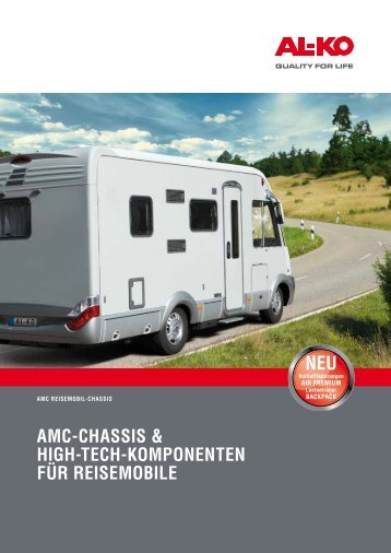 AMC-CHASSIS & HIgH-tECH-KoMPoNENtEN füR ... - AL-KO