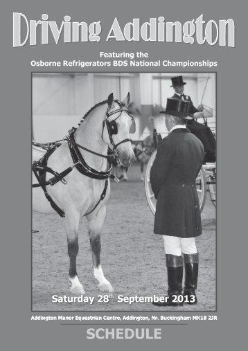 Untitled - Horse Events UK
